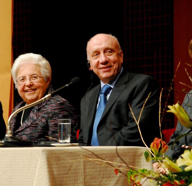 Maria Voce in Giancarlo Faletti