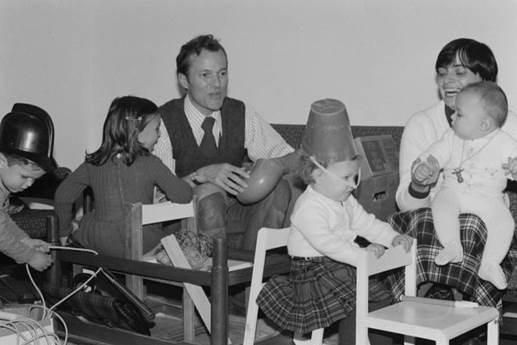 Rod Gorton otroci