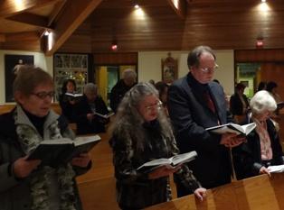 Preghiera Chiesa-cattolica 2013
