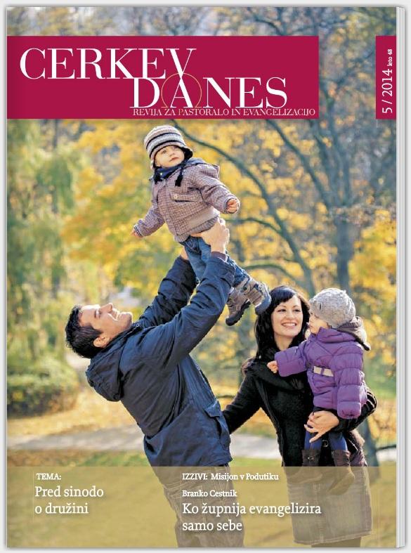 Cerkev Danes 5 - naslovnica