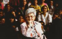 Chiara na genfestu 1995