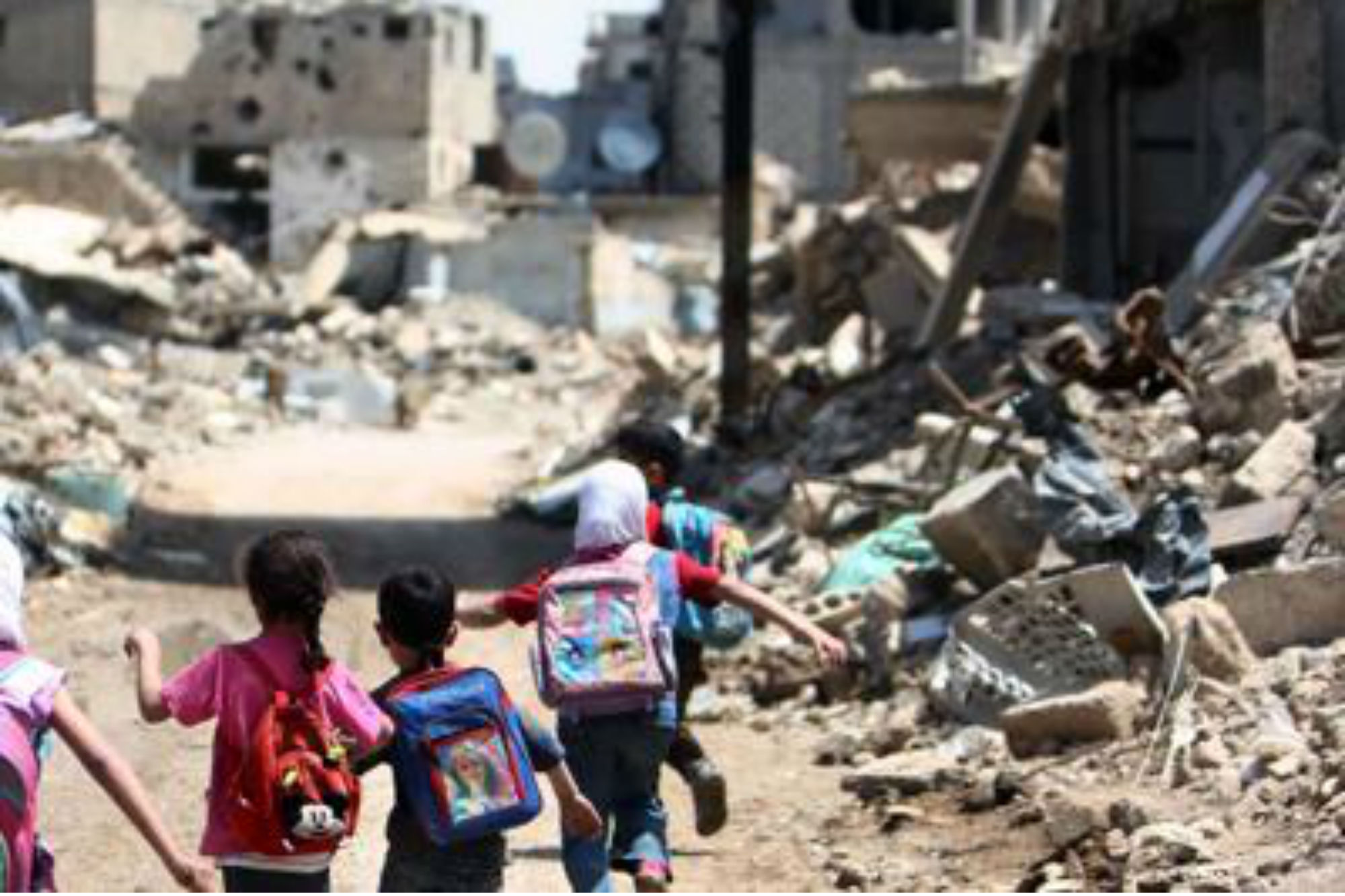 siria bambini afp