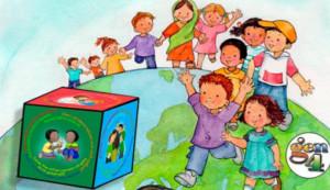 Na tisoče otrok za mir a