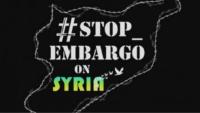 Ustavimo embargo Sirije